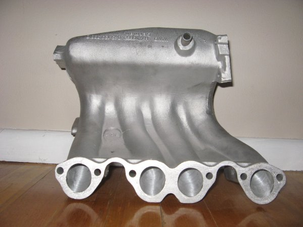 Stage 1 Ported VW intake manifold single port
